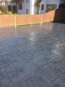 Imprinted Concrete Edinburgh